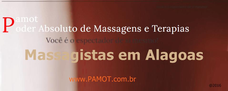 Massagistas em Alagoas