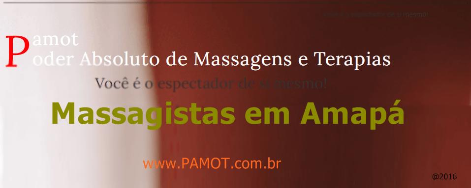 Massagistas em Amapá