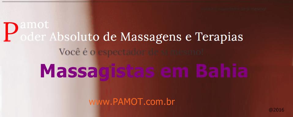 Massagistas em Bahia