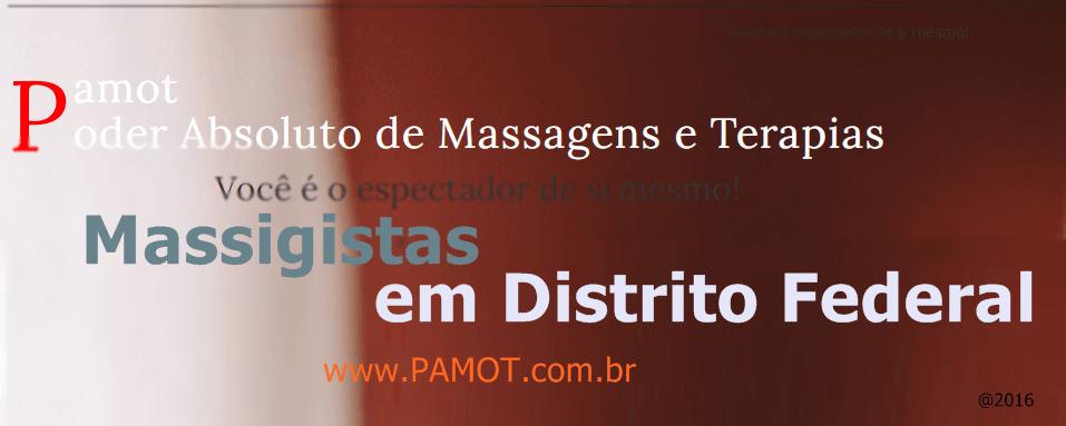 Massagistas em Distrito Federal