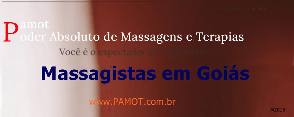 Massagistas em Goiás