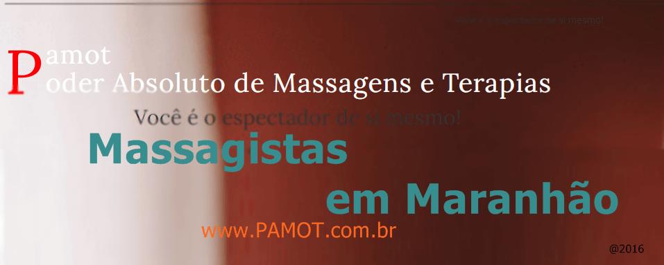 Massagistas em Maranhão