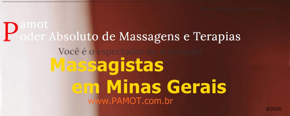 Massagistas em Minas Gerais