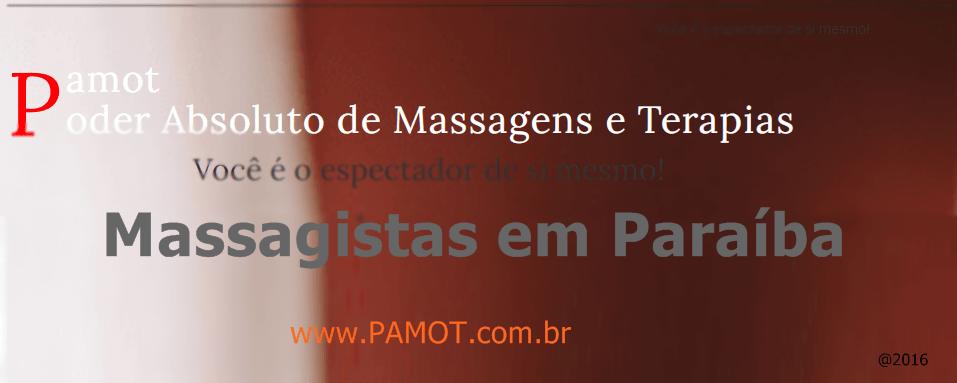 Massagistas em Paraíba