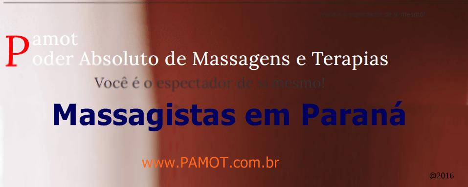 Massagistas em Paraná