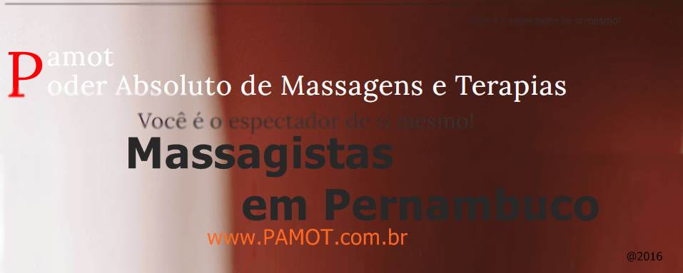 Massagistas em Pernambuco