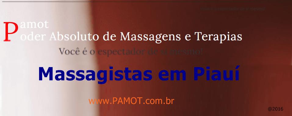 Massagistas em Piauí