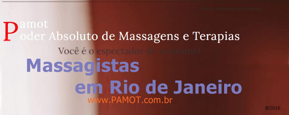 Massagistas em Rio de Janeiro