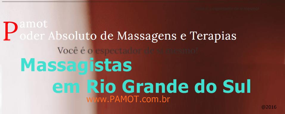 Massagistas em Rio Grande do Sul