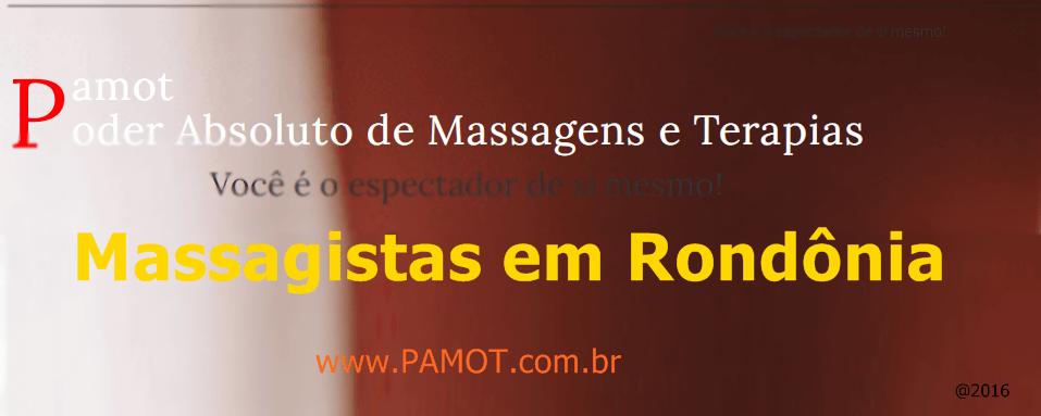 Massagistas em Rondônia