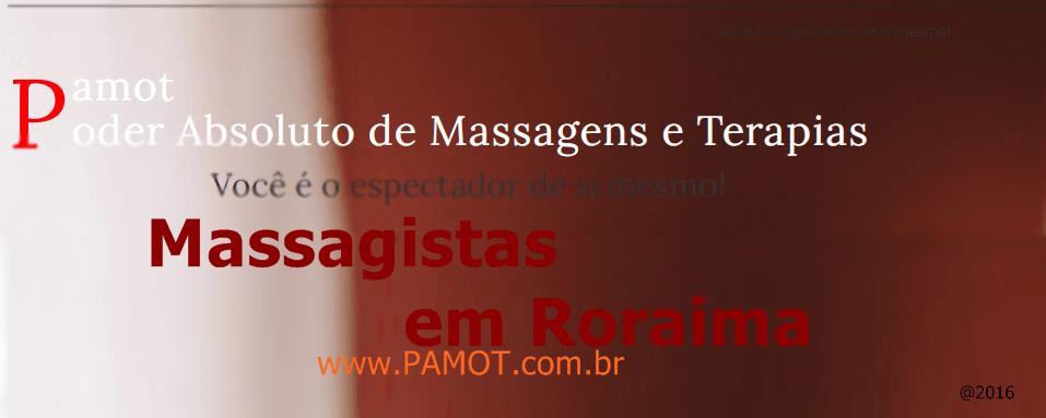 Massagistas em Roraima