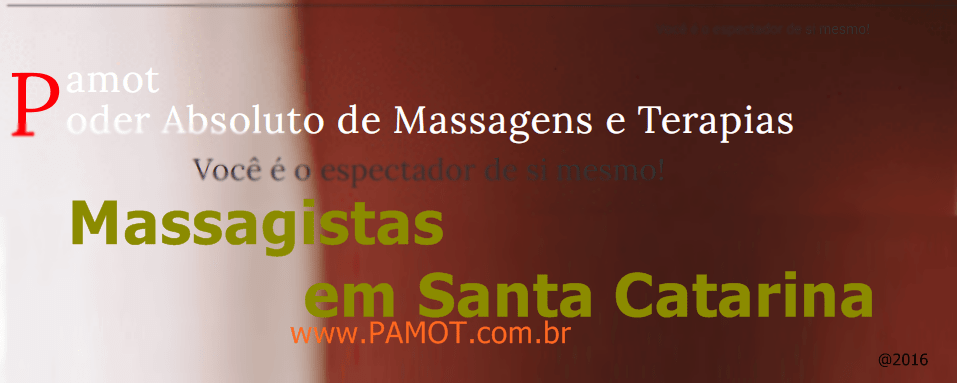 Massagistas em Santa Catarina