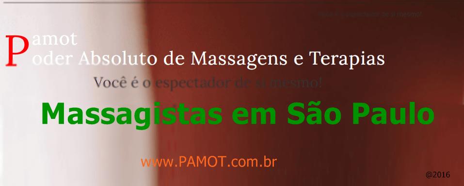 Massagistas em São Paulo