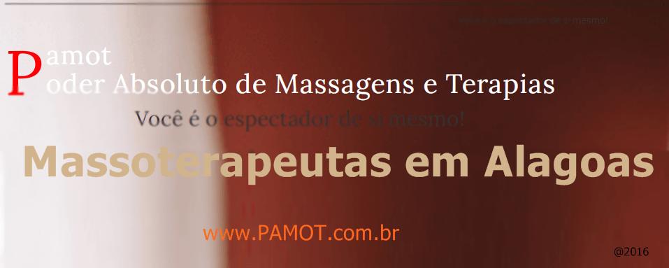 Massoterapeutas em Alagoas