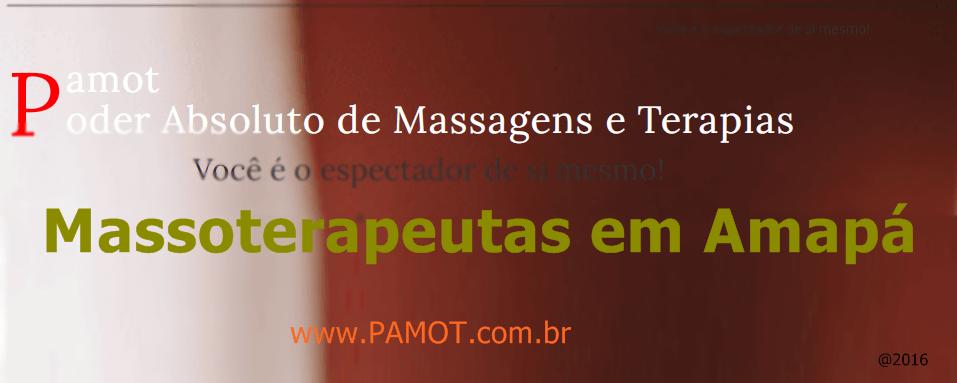Massoterapeutas em Amapá