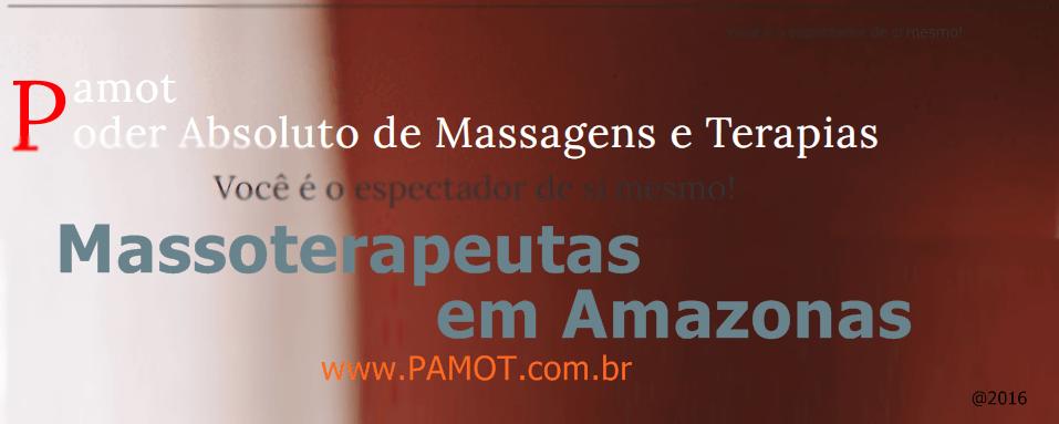 Massoterapeutas em Amazonas