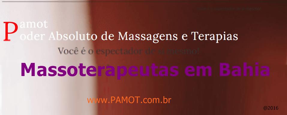 Massoterapeutas em Bahia