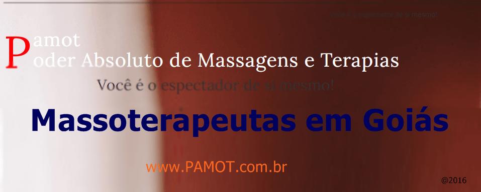 Massoterapeutas em Goiás