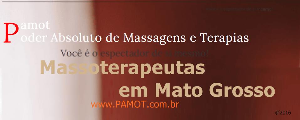 Massoterapeutas em Mato Grosso