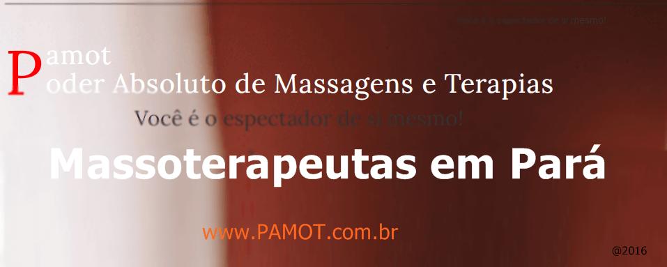 Massoterapeutas em Pará