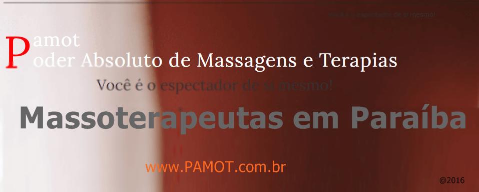 Massoterapeutas em Paraíba