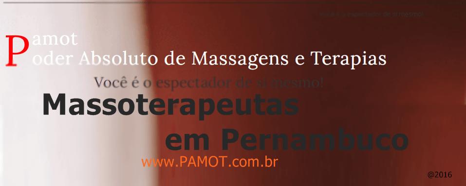 Massoterapeutas em Pernambuco