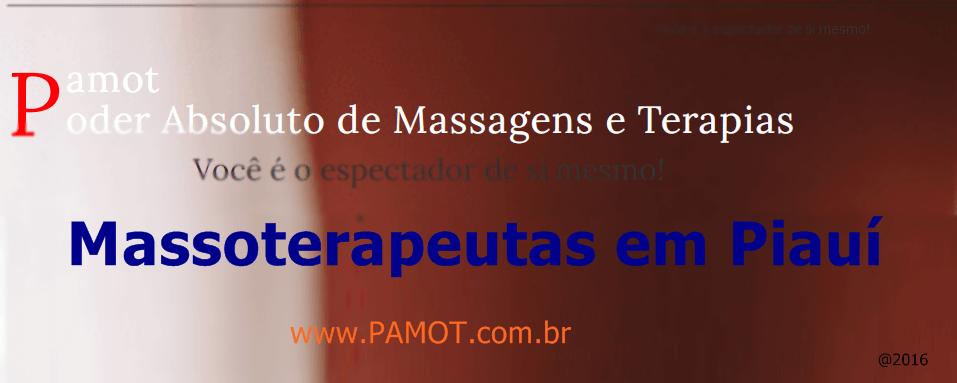 Massoterapeutas em Piauí