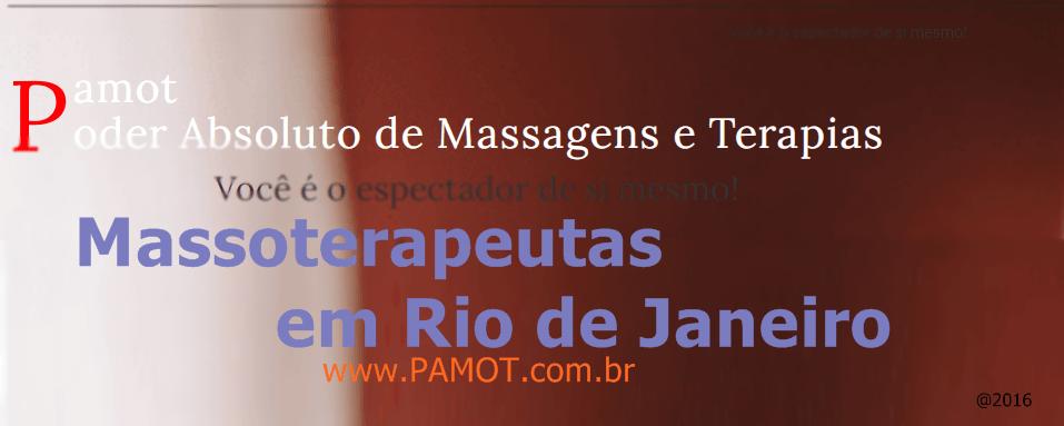 Massoterapeutas em Rio de Janeiro