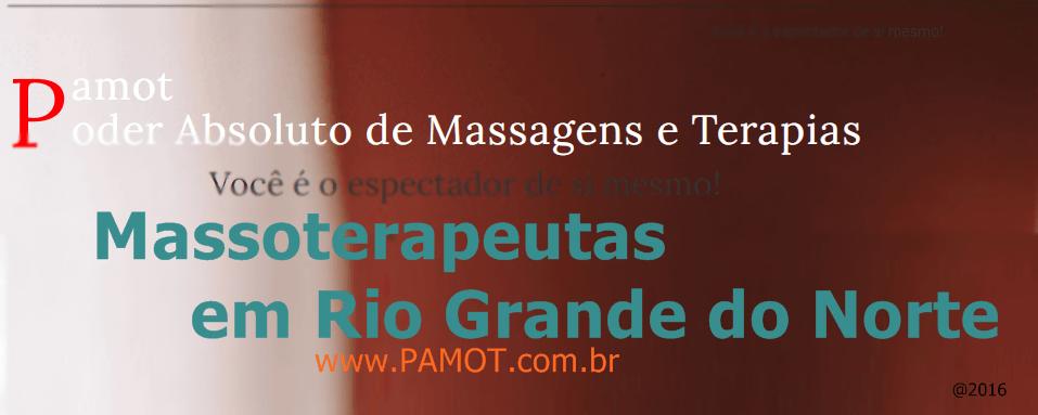 Massoterapeutas em Rio Grande do Norte