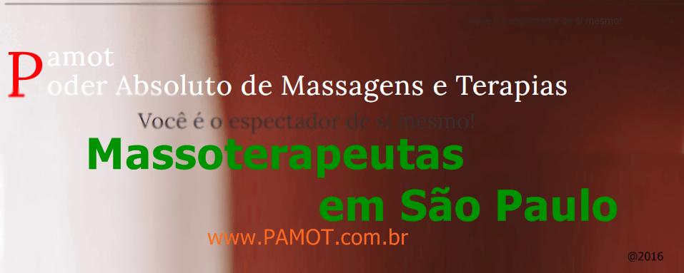 Massoterapeutas em São Paulo