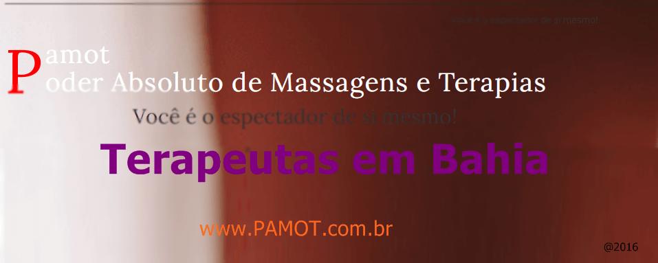 Terapeutas em Bahia