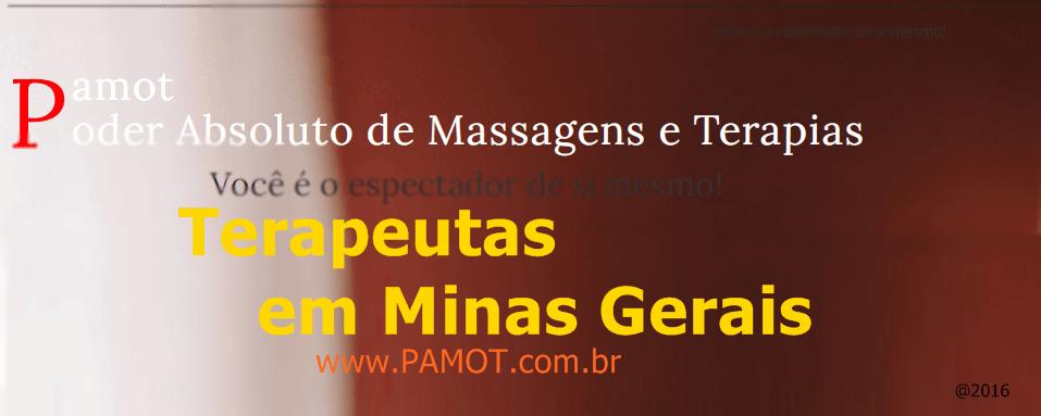 Terapeutas em Minas Gerais