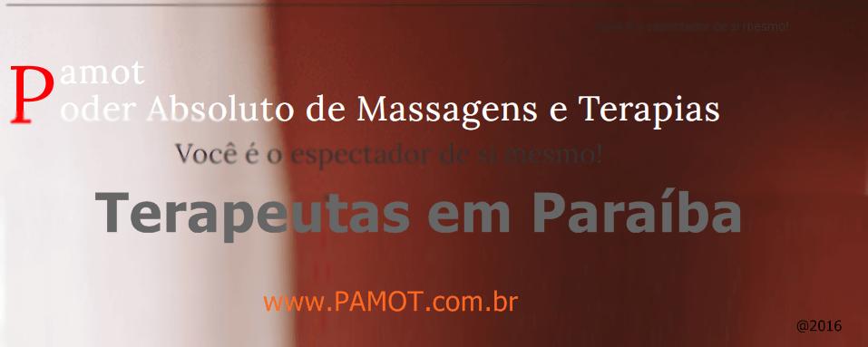Terapeutas em Paraíba