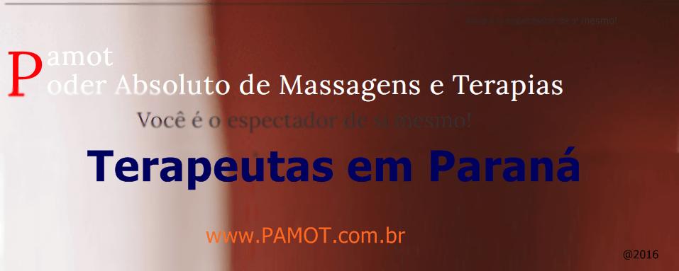 Terapeutas em Paraná