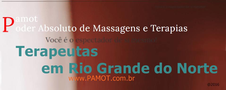 Terapeutas em Rio Grande do Norte