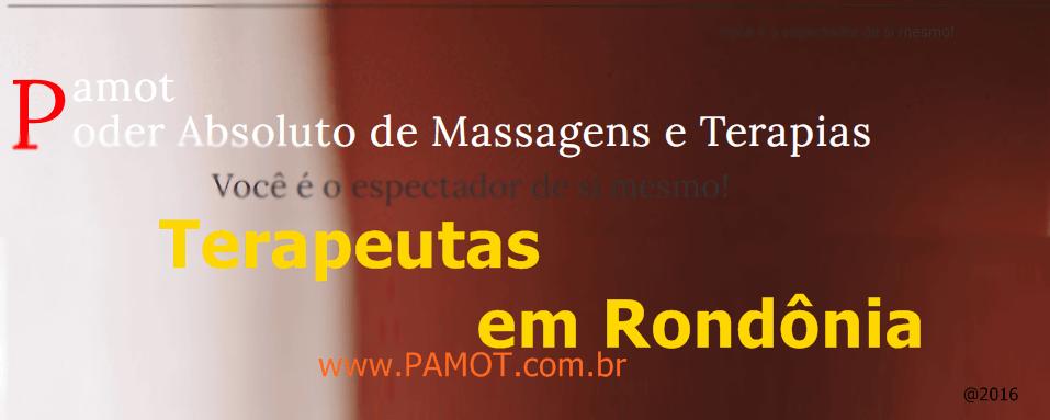Terapeutas em Rondônia