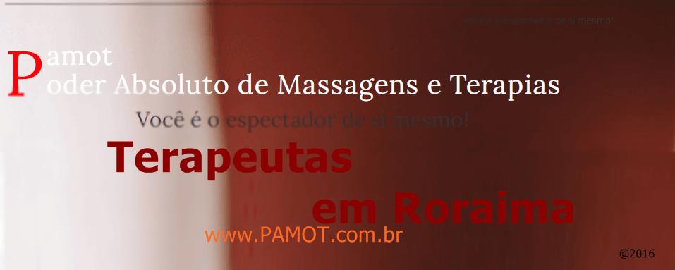 Terapeutas em Roraima