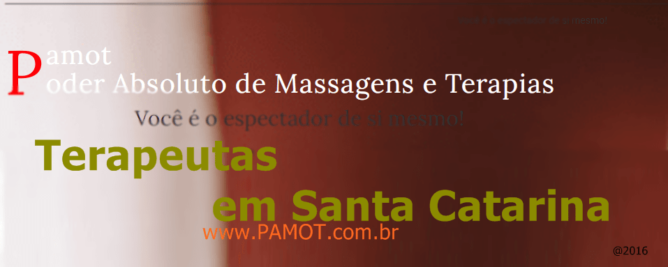 Terapeutas em Santa Catarina